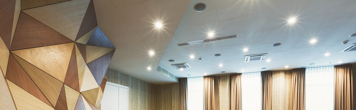 Oświetlenie Biura Oświetlenie Biurowe Led Globus Lighting