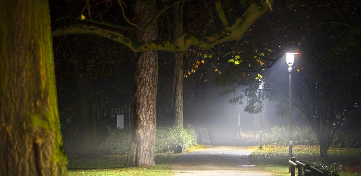 oświetlenie parkowe